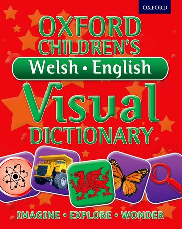 Oxford Children's Welsh-English Visual Dictionary