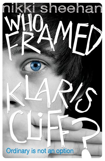 http://www.goodreads.com/book/show/18065059-who-framed-klaris-cliff
