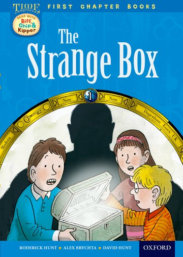 Read With Biff, Chip and Kipper: Level 11 First Chapter Books: The Strange Box