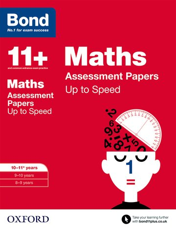 Bond 11+: Maths: Up to Speed Papers