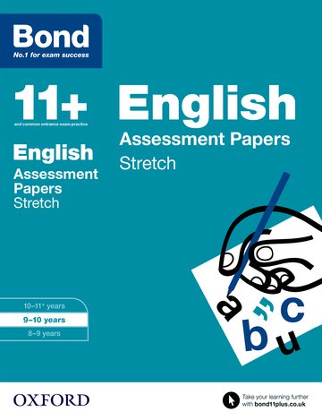 Bond 11+: English: Stretch Papers