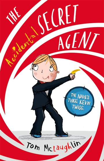 The Accidental Secret Agent