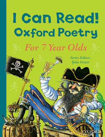 I Can Read! Oxford Poetry for 7 Year Olds