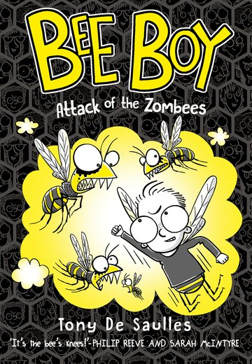 Bee Boy: Attack of the Zombees