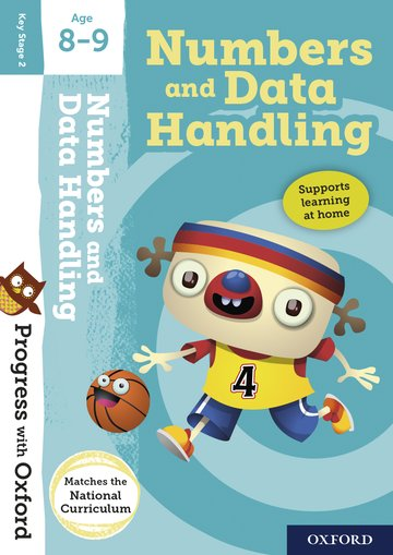 Progress with Oxford:: Numbers and Data Handling Age 8-9