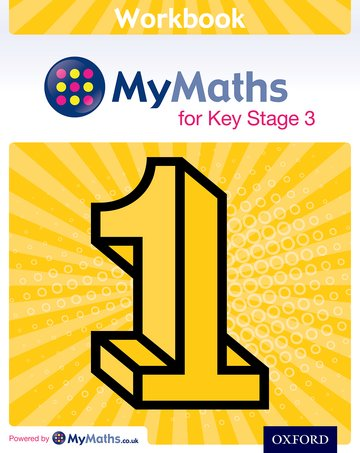 MyMaths for Key Stage 3: Workbook 1 (Pack of 15)