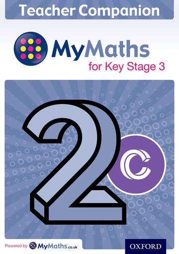 MyMaths for Key Stage 3: Teacher Companion 2C