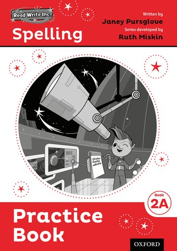 Read write inc spelling spelling success in the 2016 national read write inc spelling practice book 2a pack of 5 fandeluxe Choice Image