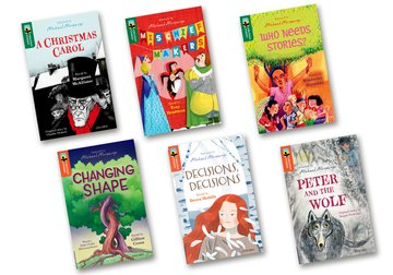 Oxford Reading Tree TreeTops Greatest Stories: Oxford Level 12-13: Mixed Pack