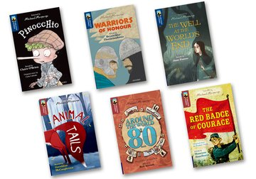 Oxford Reading Tree TreeTops Greatest Stories: Oxford Level 14-15: Mixed Pack