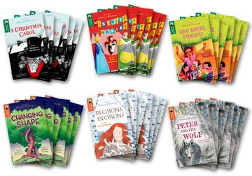 Oxford Reading Tree TreeTops Greatest Stories: Oxford Level 12-13: Class Pack