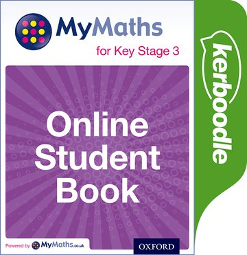 MyMaths for Key Stage 3: Online Bumper Student Book