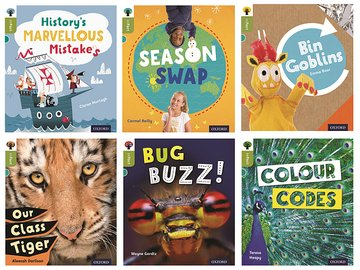 Oxford Reading Tree inFact: Level 7: Class Pack of 36
