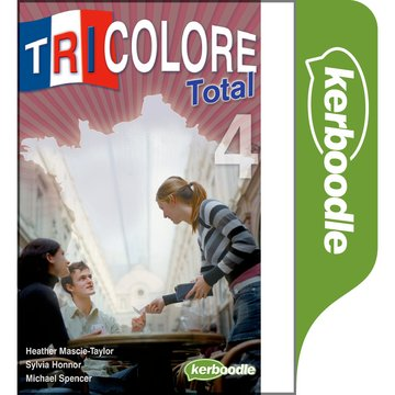 Tricolore Total 4 Kerboodle