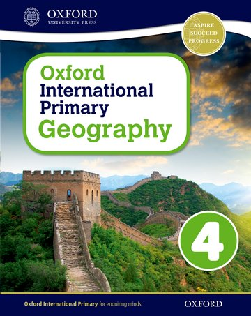 Oxford International Primary Geography: Student Book 4