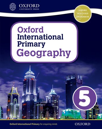 Oxford International Primary Geography: Student Book 5