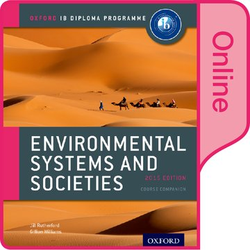 IB Environmental Systems and Societies Online Course Book