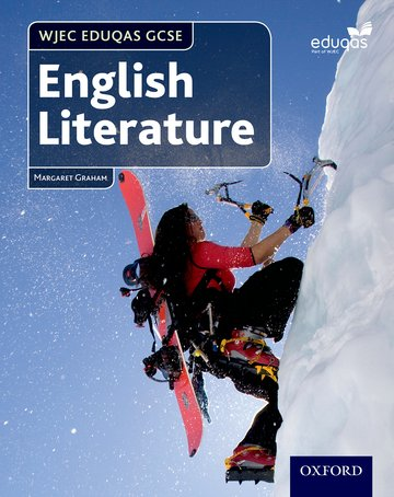 WJEC Eduqas GCSE English Literature: Student Book