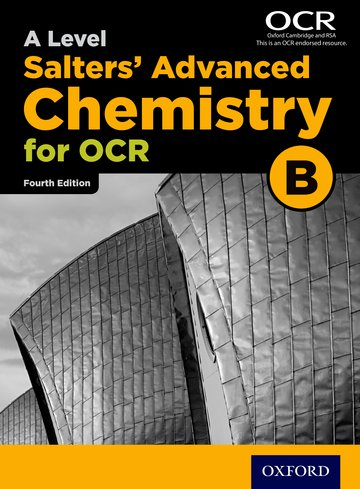 OCR A Level Salters' Advanced Chemistry Student Book (OCR B)