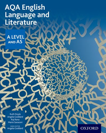 AQA A Level English Language and Literature: Student Book