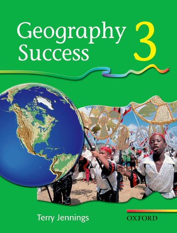 Geography Success: Book 3