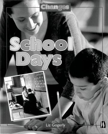 Read Write Inc. Comprehension: Module 15: School Books: Changes School Days Pack of 5 books