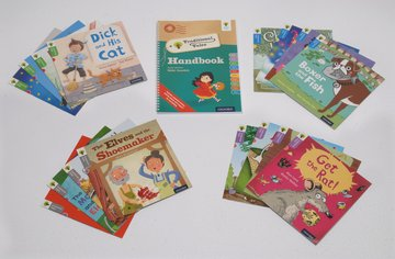Oxford Reading Tree Traditional Tales: Reception: Easy Buy Pack