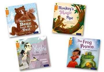 Oxford Reading Tree Traditional Tales: Level 6: Pack of 4