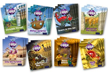 Project X Code: Wonders of the World  Pyramid Peril Class Pack of 24