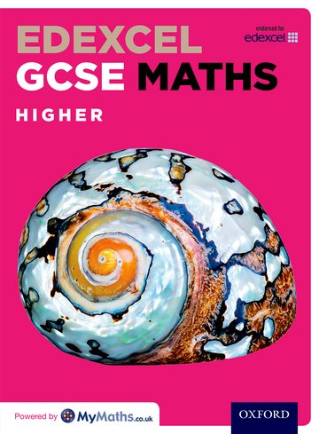 Edexcel GCSE Maths Higher Student Book