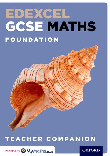 Edexcel GCSE Maths Foundation Teacher Companion