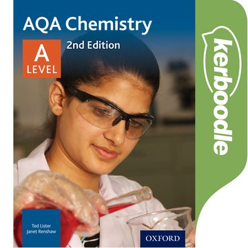AQA Chemistry A Level Kerboodle