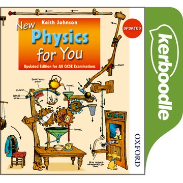 Updated New For You Physics Kerboodle Book