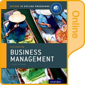IB Business Management Online Course Book: Oxford IB Diploma Programme