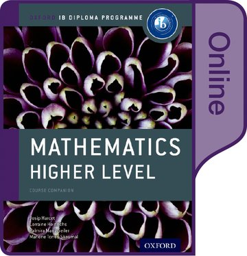 Ib Mathematics Higher Level Online Course Book Oxford Ib Diploma