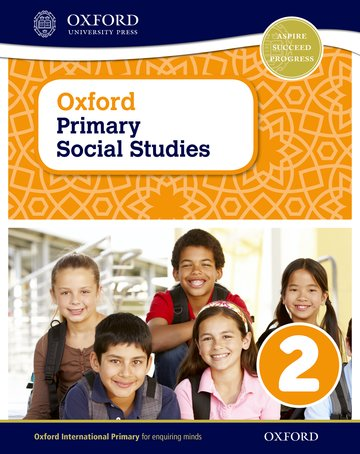 Oxford Primary Social Studies Student Book 2