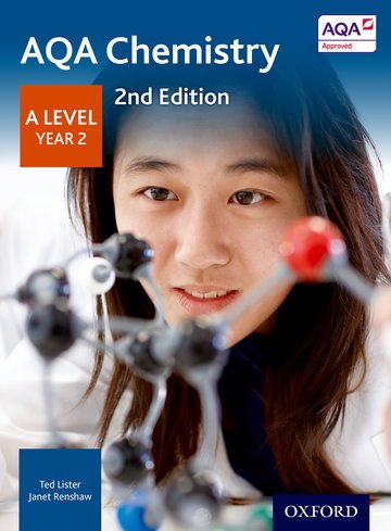 AQA Chemistry A Level Year 2 Student Book