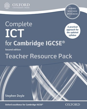 Complete ICT for Cambridge IGCSE Teacher Pack (Second Edition)