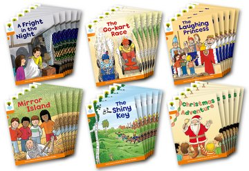 Oxford Reading Tree Biff Chip and Kipper Stories: Level 6 More Stories A: Pack of 36