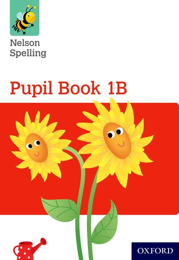 Nelson Spelling Pupil Book 1B Pack of 15