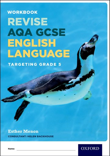 AQA GCSE English Language: Targeting Grade 5