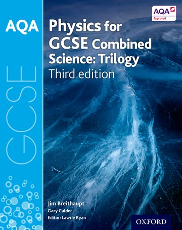 AQA GCSE Sciences Student Book Answers (Trilogy Combined Science)