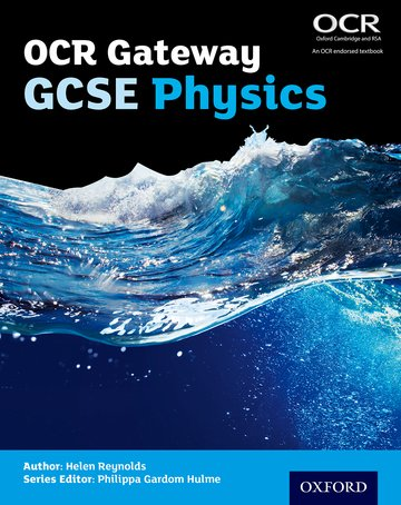 OCR Gateway GCSE Physics Student Book
