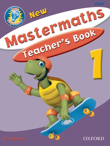 Maths Inspirations: Y3/P4: New Mastermaths: Teacher's Book