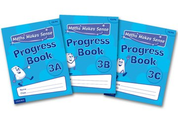 Maths Makes Sense: Y3: ABC Progress Books Mixed Pack