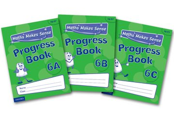 Maths Makes Sense: Y6: ABC Progress Books Mixed Pack