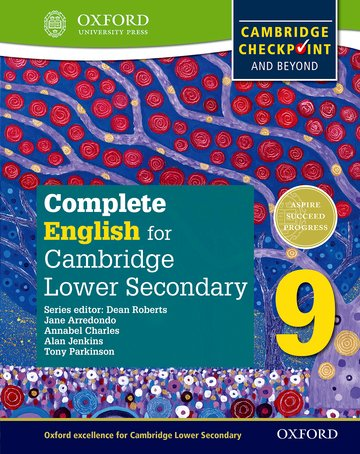 Complete English for Cambridge Lower Secondary 9 (First Edition)