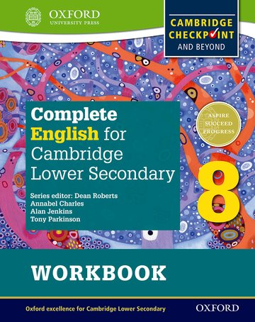 Complete English for Cambridge Lower Secondary Student Workbook 8