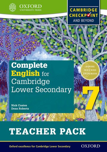 Complete English for Cambridge Lower Secondary Teacher Pack 7 (First Edition)