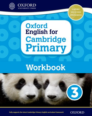 Oxford English for Cambridge Primary Workbook 3
